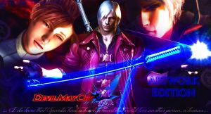 Devil May Cry 4 Artwork Edition - MOD by somebody2978