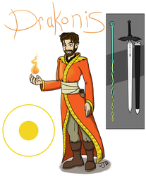 DnD - Drakonis by The-Kinetic