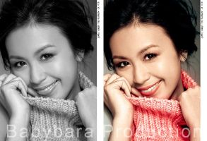 Colorization 1 by thonihuang