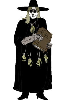 Witchfinder by triple65forkedtongue