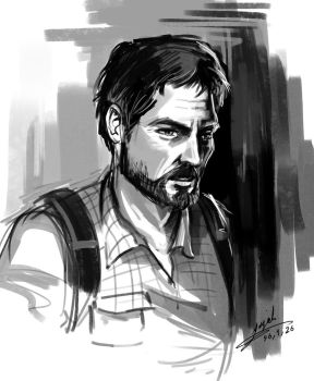 Joel by Maggy-P