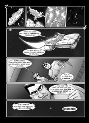 The Wolfman Of Astrotraz pg20 by Drivaaar