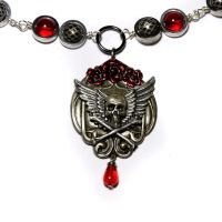 Cyberpunk Gothic Jewelry by CatherinetteRings