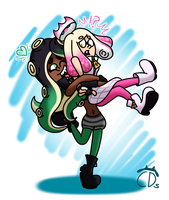 Big Squid Squeeze by EndangeredCDs
