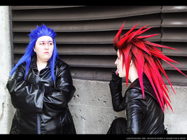 Saix is not amused by NailoSyanodel