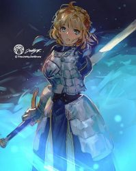 Saber by Jetty by THEJETTYJETSHOW