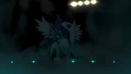 MegaAbsol - The Stage is Set [3D MODEL] by TheModerator