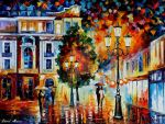 Lonely Couples 2 by Leonid Afremov