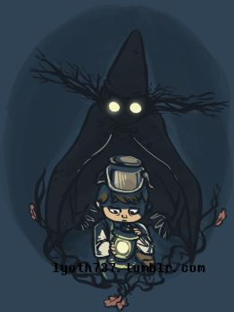 Over the Garden Wall - Keep the Lantern for me by lyoth737