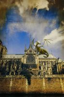 Dragons of Paris 01 by rflaum