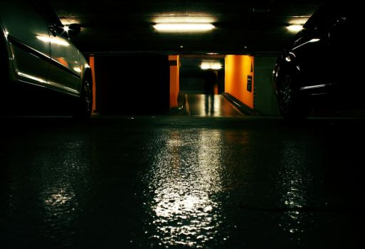 ...phantom from parking... by grassel