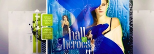 Header - Hall Of Heroes by nk-ash