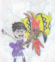 Electric Personality by dsguy411