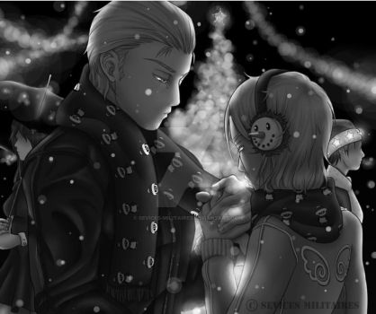 Cold Christmas Gif by sevices-militaires