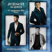Pack Png 1396 - Jensen Ackles by southsidepngs