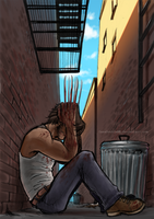 Wolverine - In the shade of my mistakes by CassDoubleME