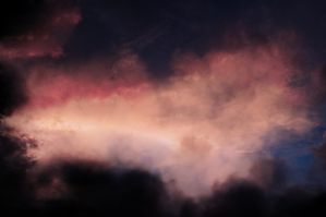 Sky Mist Pink sky by StarsColdNight