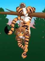 Hang in there Flora 2 by Twokinds