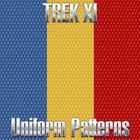 Star Trek XI Fabric Patterns by Retoucher07030