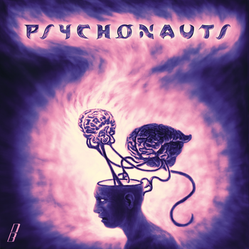 Cover for Psychonauts by Orashenko
