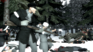 Finnish civil war by Samuraiknight-1600