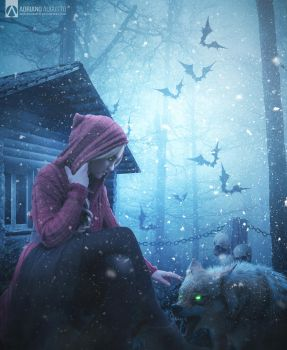 Red Riding Hood by adrianoampb
