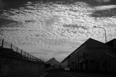 Day 28: Berkley Road and Lions Head by AfricanObserver
