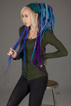 Sea Dreads 3 by kime-stock