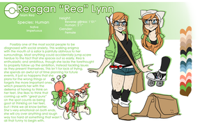 Trainer Rea Reference by Skitea