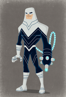 Captain Cold Redesign by payno0