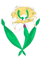 Florges (Yellow)