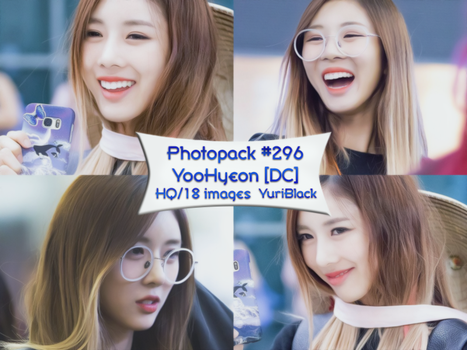 Photopack #296 - YooHyeon [Dreamcatcher] by YuriBlack
