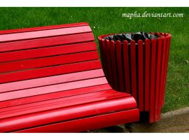red light by Mapha