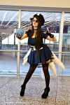 Officer Ahri! by KyuProduction