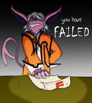 you have FAILED by phoenixsong