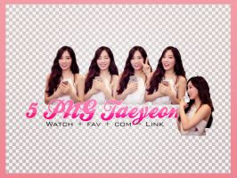 PACK PNG Taeyeon 260915 by Suhoexolove