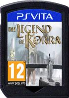 Cartridge Korra PSVITA by LOrdalie