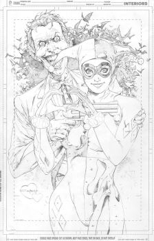 J and H pencils by aethibert