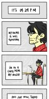 Hannibal: Will Graham Diary by stupit-apit