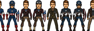The First Avenger by MicroManED