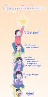 Osomatsu 2nd Season ! by TimelessHeaven