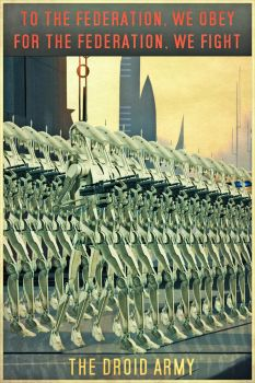 Droid Army by Aste17