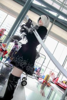 NieR: Automata - YoRHa No.2 Type B by Xeno-Photography
