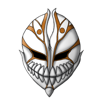 Roland's Hollow Mask by XenoSpirit