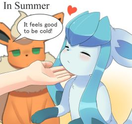 The best way to keep cool in summer by asdfg21