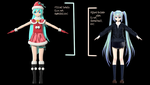 [MMD MME] New real Figure shader DL (BUG SOLVED) by martinnx