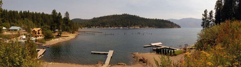 Lake Pend Oreille 2 2006-08-20 by eRality
