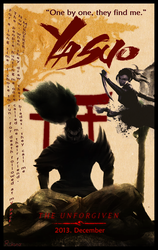 Yasuo Poster by Rokusz