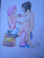 Valentine's Day Entry - Naruto World by Ara-from-MARS