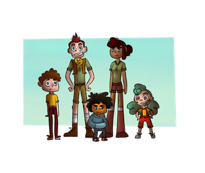 Camp Camp by penguin04